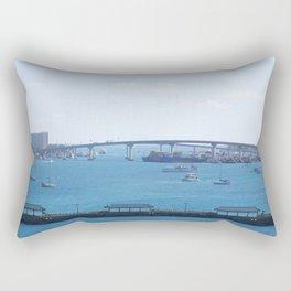 Bahamas Cruise Series 98 Rectangular Pillow