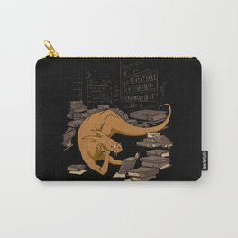 The Book Wyrm Carry-All Pouch