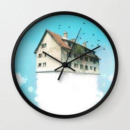 Lift Off Wall Clock
