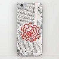 lolita iPhone & iPod Skins featuring Lolita by Lina Elyse Patton