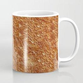 copper texture Coffee Mug