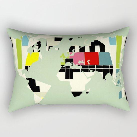 This is not a test Rectangular Pillow