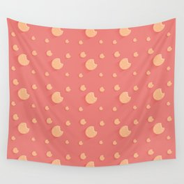 Ice Cream Biscuit Wall Tapestry