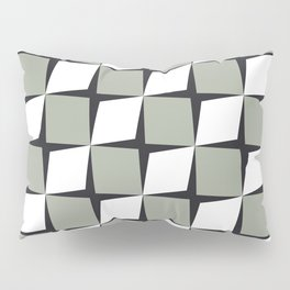 Rhombus Pillow Sham