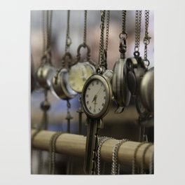 time pieces Poster