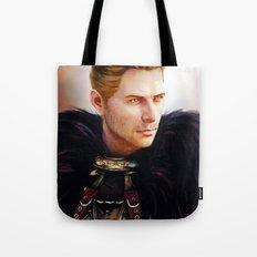 Commander Cullen Tote Bag