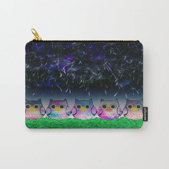 owl-3 Carry-All Pouch