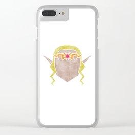 Princess the Legend of Zelda Clear iPhone Case