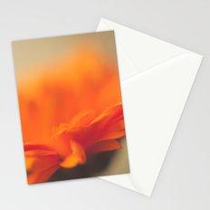 Orange Sun Stationery Cards