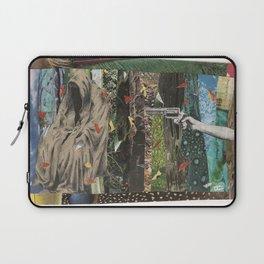 """Vanished"" by Winn Smith Laptop Sleeve"