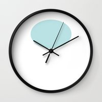 dot Wall Clocks featuring Dot by Jodie Paige Prince