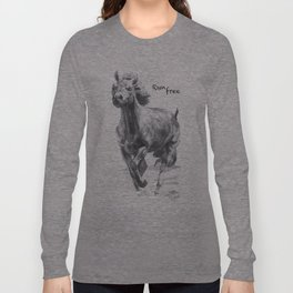 Run Free Long Sleeve T-shirt