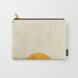Boho Sunrise  Carry-All Pouch