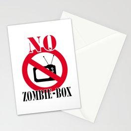 No zombie-box Stationery Cards