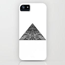 [pyramid 22] iPhone Case
