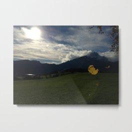 Lucerne II Metal Print