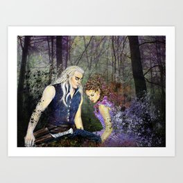 Evanescent Art Print