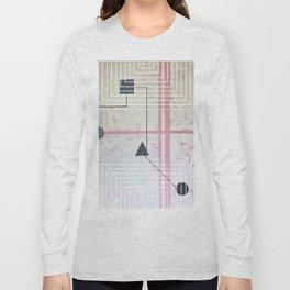 Sum Shape - Line graphic Long Sleeve T-shirt
