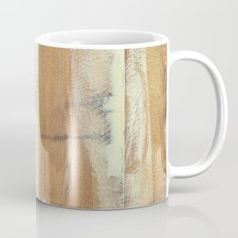 Wood planks shipboard Coffee Mug