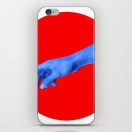 Touching You iPhone Skin