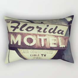 Florida Road Trip Rectangular Pillow
