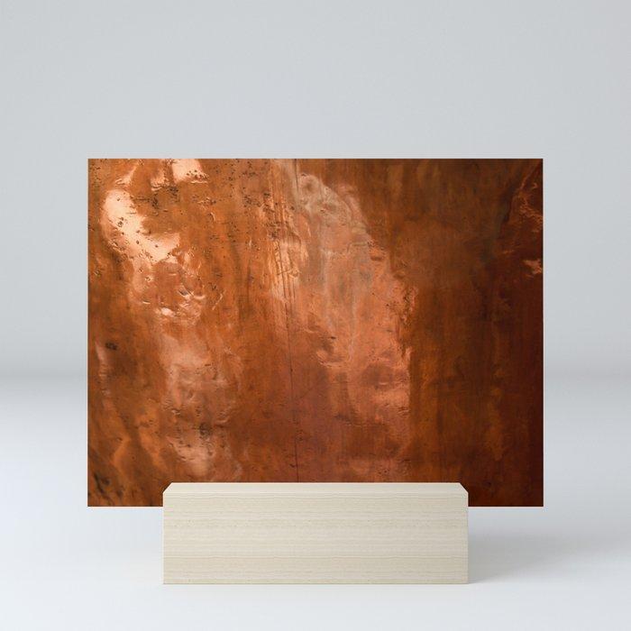 copper Mini Art Print