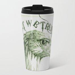 Rise In Art We Trust Travel Mug