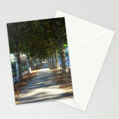 Paris Pathway Stationery Cards