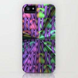 Lattice Work iPhone Case