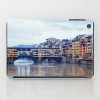 florence iPad Cases featuring Florence by Kassie Jackson