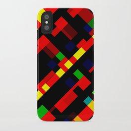 Burnt Landscape iPhone Case