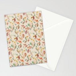 Wild mushrooms I Stationery Cards