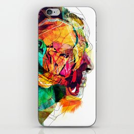 Perfil260913 iPhone Skin