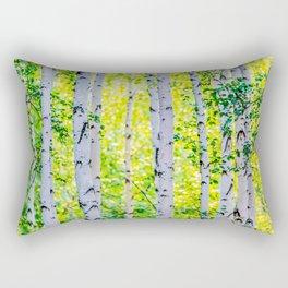 Birch Grove Rectangular Pillow