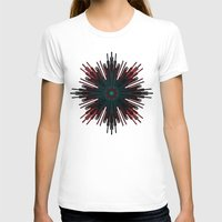 cyberpunk T-shirts featuring Nucleotid by Obvious Warrior