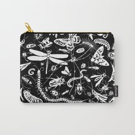 Loving bugs monochromatic II Carry-All Pouch