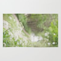 country Area & Throw Rugs featuring Country Road by Pure Nature Photos