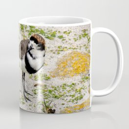 Two Ring Plover Coffee Mug