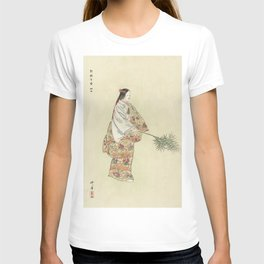 Japanese Art, 1920s T-shirt