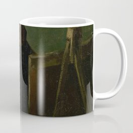 Self-Portrait as a Painter Coffee Mug