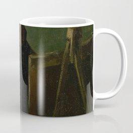 Self-Portrait as a Painter Coffee Mug