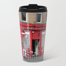 Port O'Leith Edinburgh Travel Mug