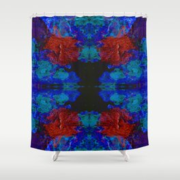 Gramma Rose Shower Curtain