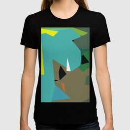Three eyes T-shirt