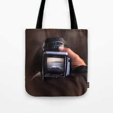Medium Format Camera Dreams Tote Bag