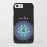 equality iPhone & iPod Cases featuring Equality by Katherine Marshall