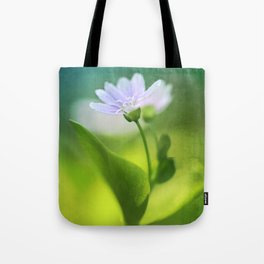 Above all, infinity...  Tote Bag