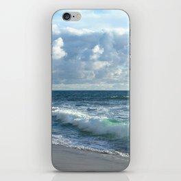Sea Green iPhone Skin