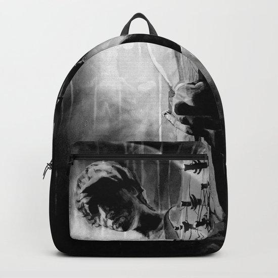 The GUITAR GOD - black version Backpack