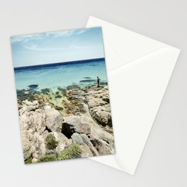The Man and the Sea Stationery Cards
